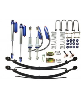 Superior Remote Reservoir 2.0 2 Inch Lift Kit Suitable For Ford Ranger PX III
