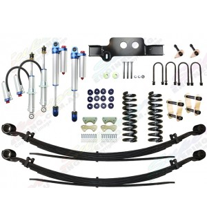 Superior Remote Reservoir 3 Inch Lift Kit Holden Colorado/Isuzu Dmax 2012 On