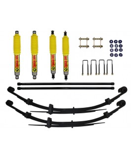 Tough Dog 45mm Lift Kit Suitable For Holden Colorado/RA Rodeo/Isuzu D-Max