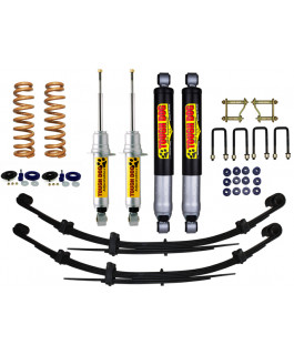 Tough Dog 1 Inch Lift Kit Suitable For Mitsubishi Triton ML/MN (Stage 2)
