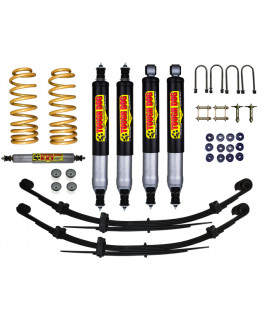 Tough Dog 2 Inch Lift Kit Suitable For Nissan Patrol GU Leaf Rear (Stage 2)