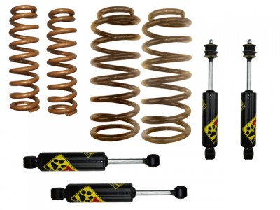 Tough Dog 30mm Lift Kit Nissan Suitable For Pathfinder R50