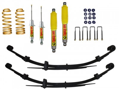 Tough Dog 40mm Lift Kit Suitable For Toyota Hilux Revo (Stage 1)