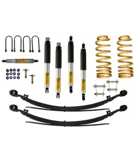 Tough Dog 2 Inch Lift Kit Suitable For Toyota Landcruiser 76 Series (Stage 2)