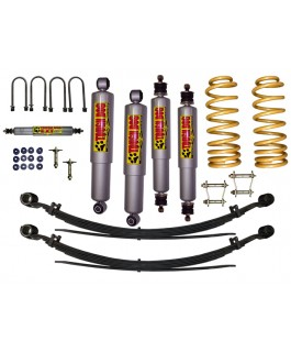 Tough Dog 2 Inch Lift Kit Suitable For Toyota Landcruiser 76 Series (Stage 3)