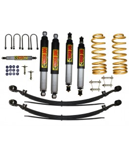 Tough Dog 2 Inch Lift Kit Suitable For Toyota Landcruiser 76 Series (Stage 4)