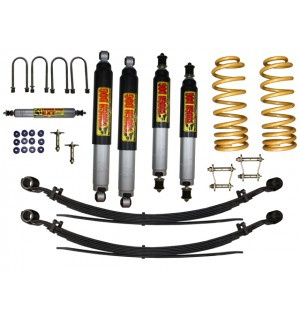 Tough Dog 2 Inch Lift Kit Suitable For Toyota Landcruiser 78/79 Series V8 (Stage 4)