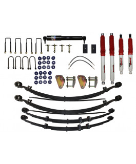 Superior 3 Inch Lift Kit Suitable For Toyota Landcruiser 40 Series 8/80-4/86
