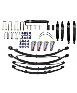Superior 3 Inch Lift Kit Suitable For Toyota Landcruiser 75 Series (Kit)