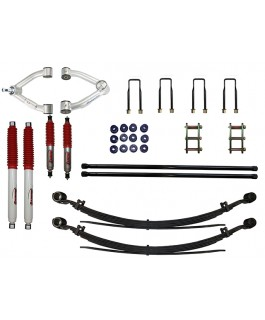 Superior 3 Inch Lift Kit Nissan Suitable For Navara D22 (Stage 1)