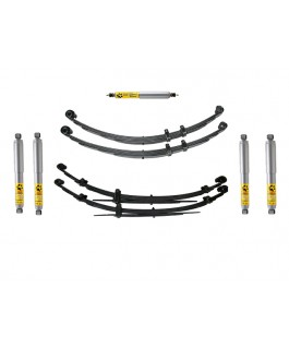Superior 2 Inch Lift Kit Suitable For Nissan Patrol MK with Tough Dog 41mm Shocks