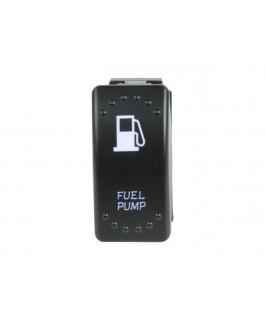 Rocker Switch Fuel Pump Blue LED