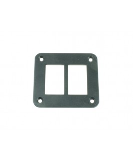 Superior Switch Panel 2 Way Alloy