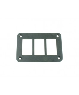 Superior Switch Panel 3 Way Alloy