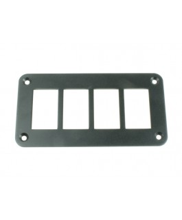 Superior Switch Panel 4 Way Alloy