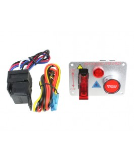 Superior Racing Illuminated Starter/Kill Switch (Each)