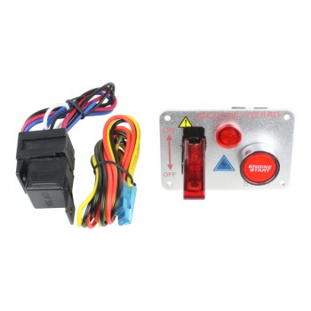 Superior Racing Illuminated Starter/Kill Switch