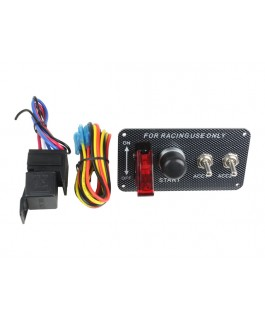 Superior Racing Starter/Kill Switch with Acc