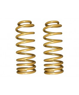 King Springs Coil Springs Tapered Wire Comfort 2 Inch Lift Suitable For Toyota Hilux 05 on and Prado 120,150 Series (100-250kg) Front