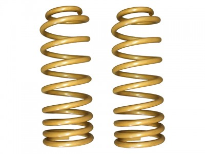 Tough Dog Coil Springs 2 Inch (50mm) Lift Front Petrol/Diesel/Bar Suitable For Toyota Landcruiser 76-78-79 Series