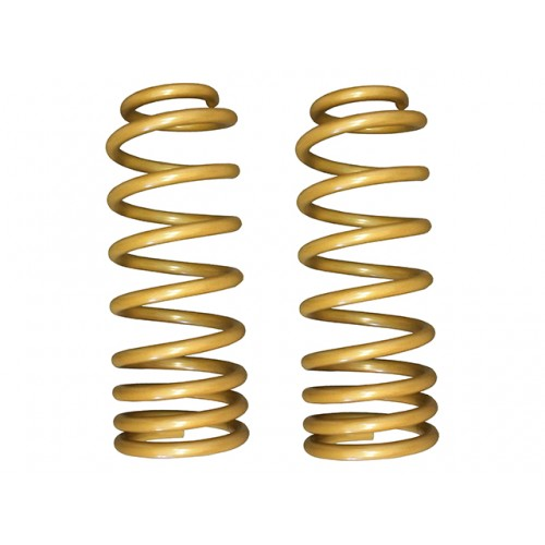 King Springs Coil Springs Tapered Wire Comfort 2 Inch Lift Suitable