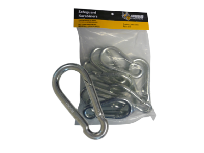SAFEGUARD CARGO NET KARABINERS (2 Pack)