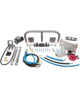 Full Hydraulic Steering Kit 8 Inch Ram