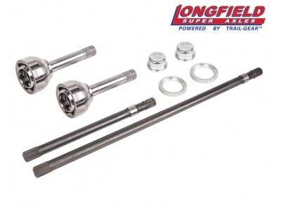 Longfield CV and Axle Kit (24 Spline) Suitable For Toyota Landcruiser 80 Series