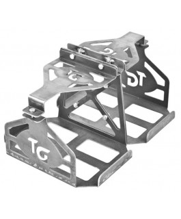 Trail Gear Battery Tray Back-to-Back