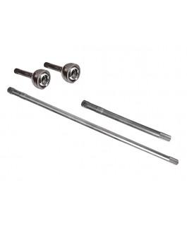 CV and Axle set Chromoly Rock Assault Suitable For Nissan Patrol GQ