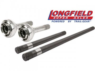 Longfield 33-Spline Front Axle Kit Suitable For Suzuki JB23