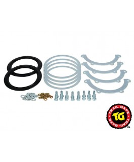 Trail-Safe Suitable For Nissan Patrol GQ Knuckle Ball Wiper Seal Kit