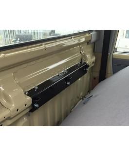 MDT 3 Seat Child Restraint Bracket Suitable For Toyota Landcruiser 79 Series Dual Cab