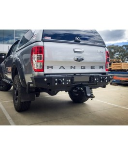 Uneek 4x4 Rear Bar Suitable For Ford Ranger/Mazda BT-50 2011-18 (Each)