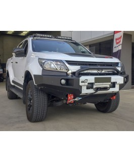 Uneek 4x4 Crawler Bull Bar Suitable For Holden Colorado 2017 on (Each)
