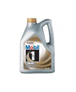 Mobil 1 0W-40 Motor Oil 5lt