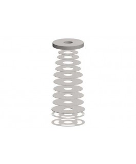 Superior Shock Absorber Shim Stack(300 Rebound Pack)