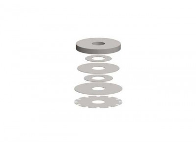 Superior Shock Absorber Shim Stack(75-125 Compression Pack)