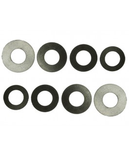 Superior Shock Absorber Shim Tuners Stack 12mm ID .5 Shim Pack