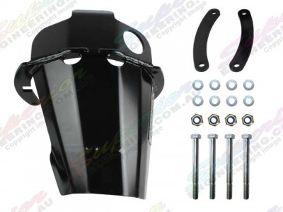 Superior Stealth Pinion Guard Suitable For Ford Ranger PX/PXII