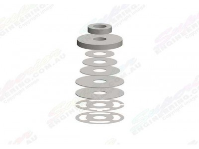 Superior Shock Absorber Shim Stack(230 Rebound Pack)
