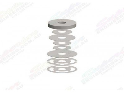 Superior Shock Absorber Shim Stack(95-180 Compression Pack)