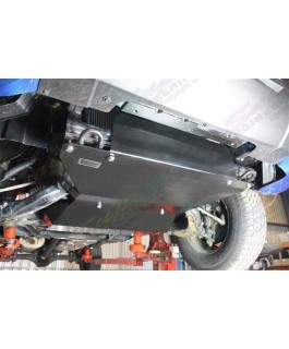 Superior Engine Sump and Diff Guard Suitable For Holden Colorado RG & Isuzu D-Max 2012 - On