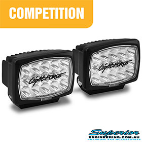 Lightforce Competition