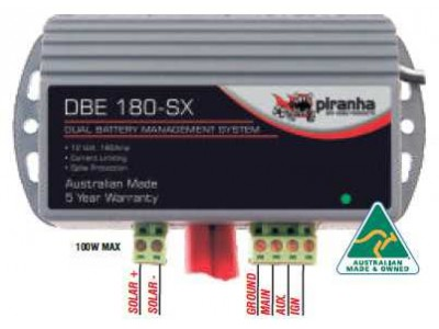 Piranha Offroad Dual Battery Isolator