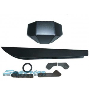 Superior Comp Spec Diff Brace Kit Suitable For Nissan Patrol GQ/GU (with Diff Guard)