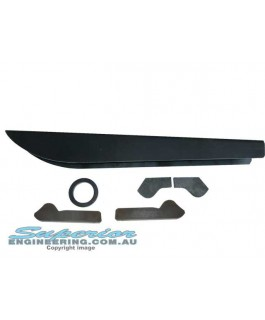 Superior Comp Spec Diff Brace Kit Suitable For Nissan Patrol GQ/GU (without Diff Guard)