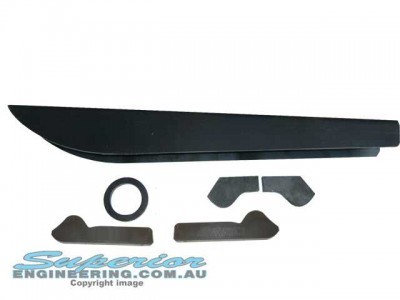 Superior Comp Spec Diff Brace Kit Nissan Patrol GQ/GU (without Diff Guard)