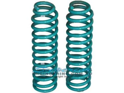 Dobinson Coil Springs Front 6 Inch Lift Light Duty Nissan Patrol GQ/GU