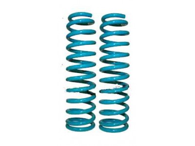 Dobinson Coil Springs Front 3 Inch Lift Up to 100kg Acc Toyota Land Cruiser